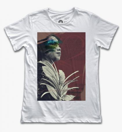 """Coleção de camisetas """"Sonhos Amazônicos'."""
