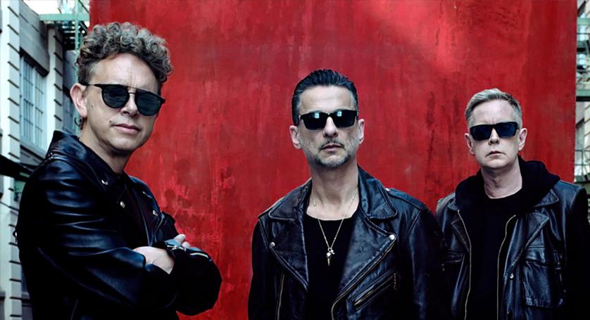 Depeche Mode é uma das bandas homenageadas na programação semanal do Jokers.