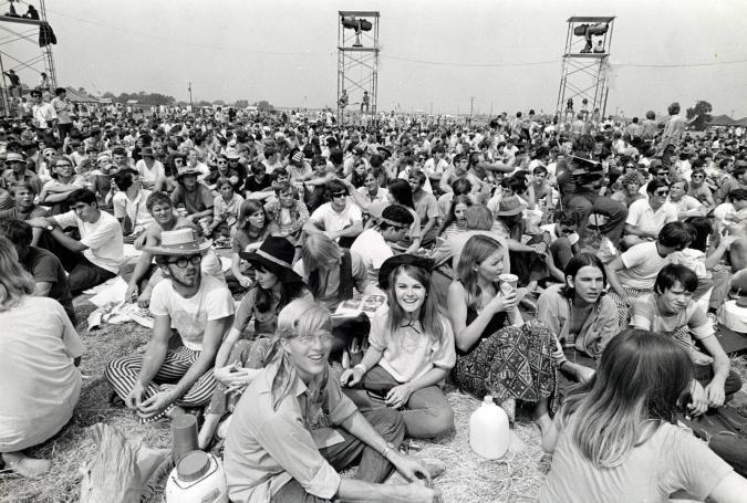 Woodstock: o principal acontecimento cultural de 1969.