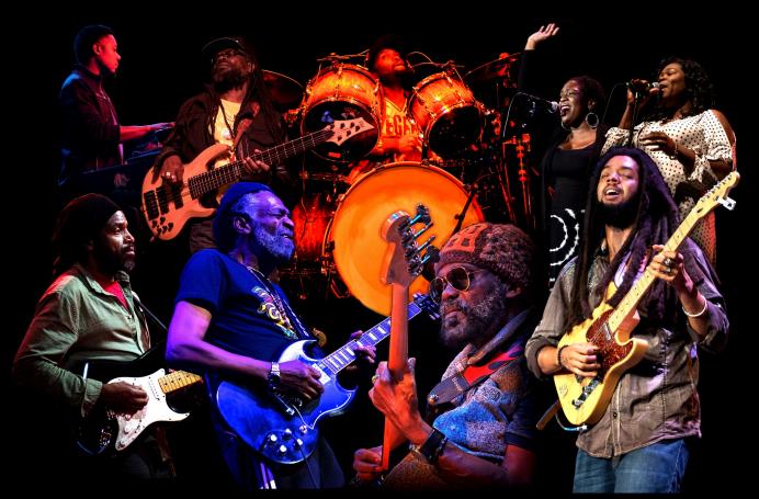 The Wailers:  apresentação que seria no próximo dia 21 agora está prevista para 16 de agosto como parte da programação do 1º Usina Reggae Legends.