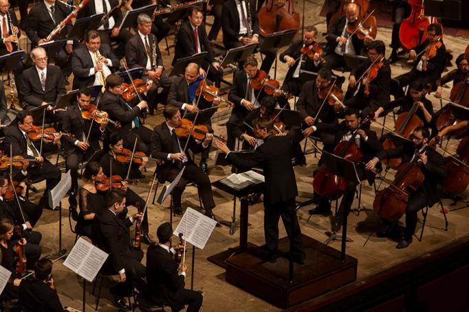 O maior sucesso da temporada online da OSP foi o concerto 'O Trenzinho Caipira'