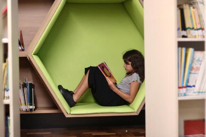 Atividades para a criançada abrem programação na Biblioteca