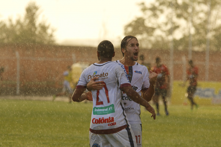 Toledo 1 x 0 Athletico, final do Paranaense