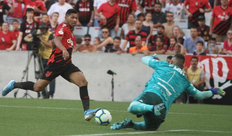 Athletico x Flamengo na Arena da Baixada
