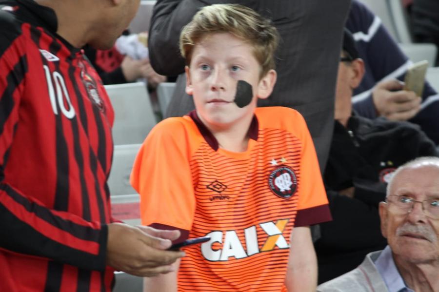 Athletico 1 x 0 Tolima, na Arena da Baixada