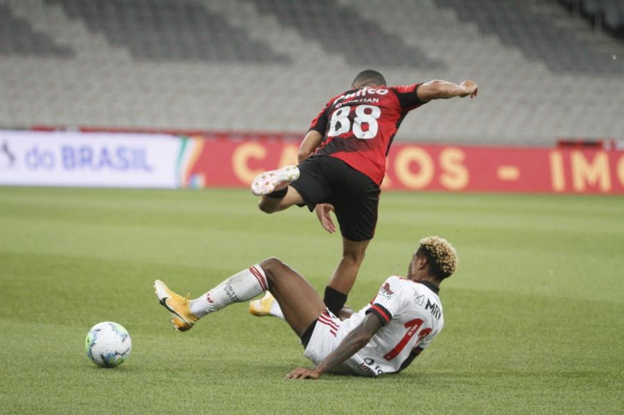 Athletico x Flamengo, Copa do Brasil