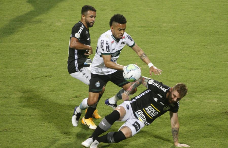 Coritiba 1x2 Botafogo