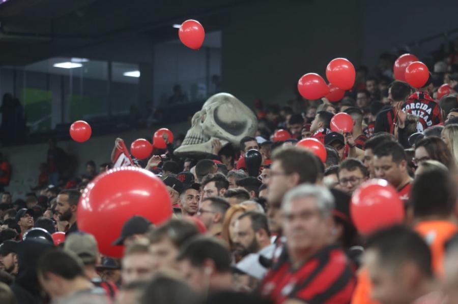 Athletico 0 x 1 Boca, pelas oitavas da Libertadores