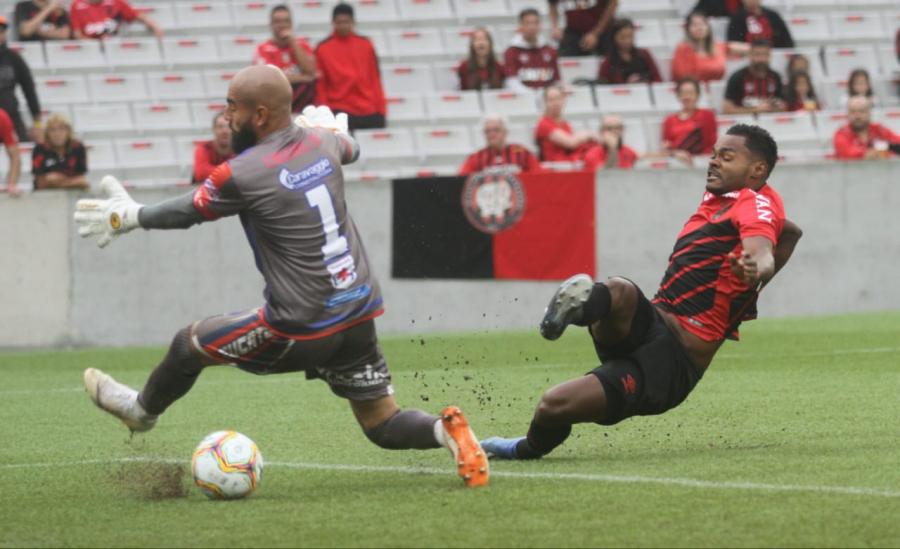 Athletico x Cascavel CR