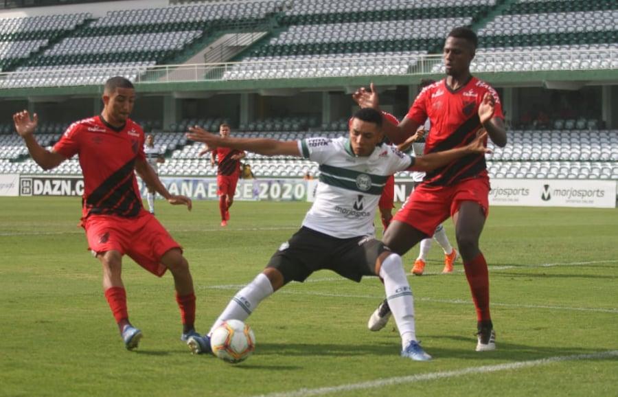 Atletiba no Couto Pereira