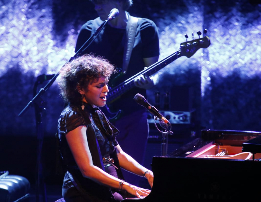 Show de Norah Jones em Curitiba