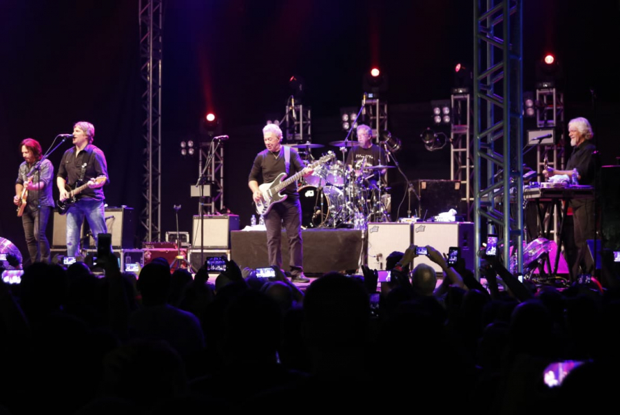 Creedence Clearwater Revisited em Curitiba