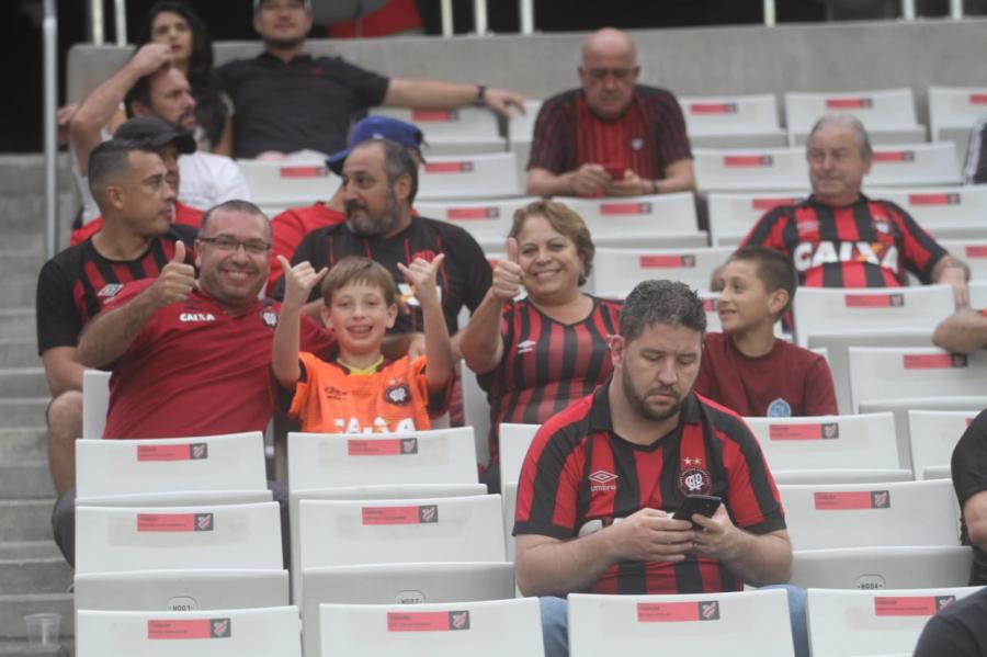 Taça Dirceu Kruger: Athletico 3 x 0 Rio Branco