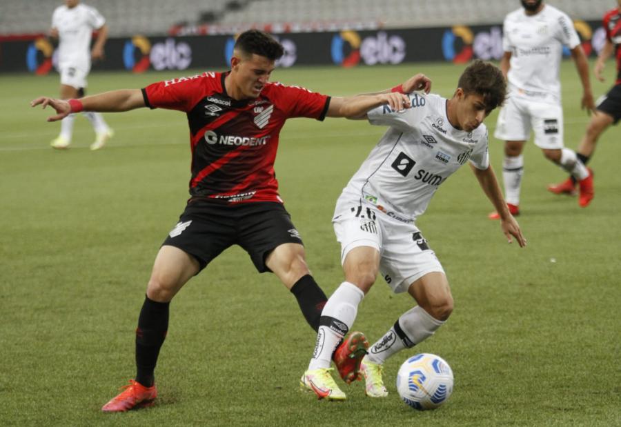 Athletico 1x0 Santos