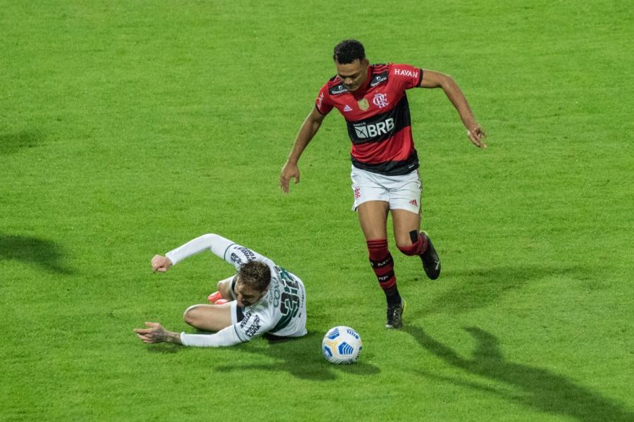Coritiba x Flamengo, Copa do Brasil