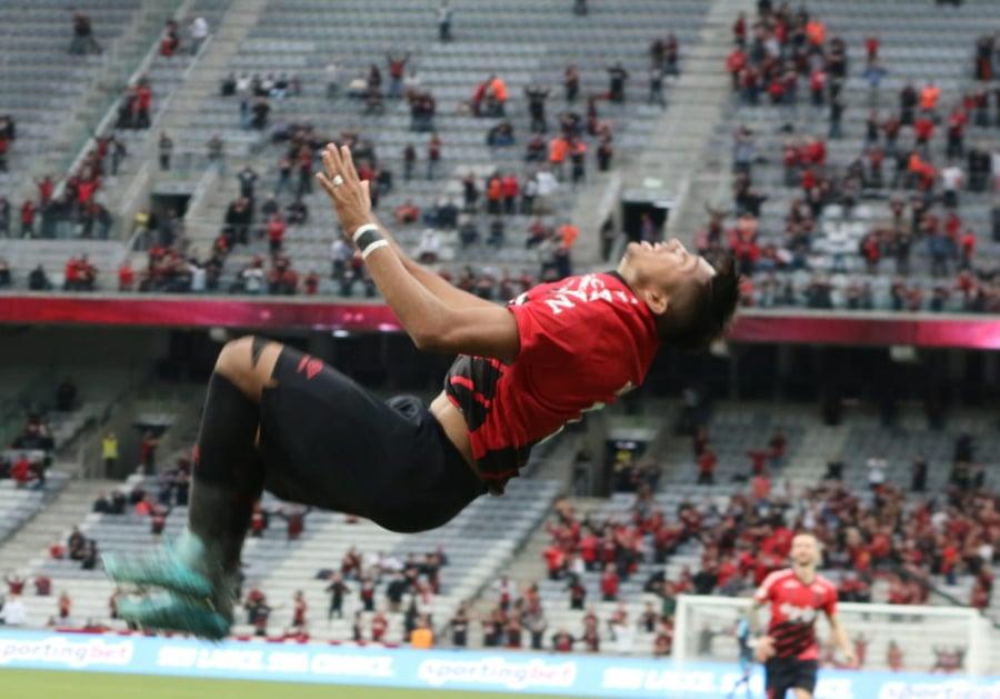Athletico 3 x 0 Fluminense
