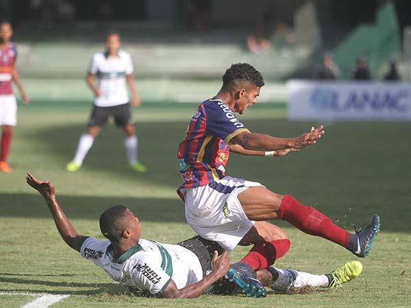 Coritiba 0 x 0 Toledo, no Couto Pereira