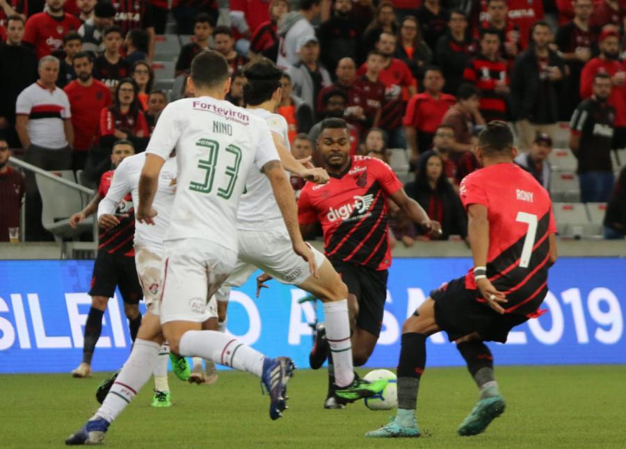 Athletico x Fluminense