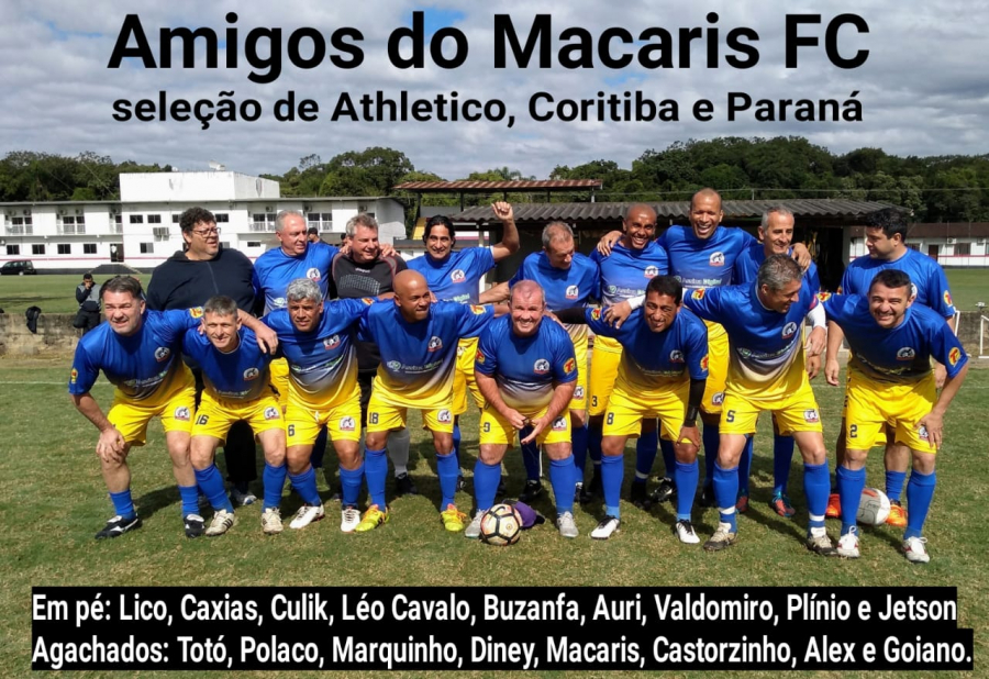 O time Amigos do Macaris FC