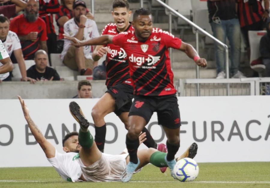 Athletico x Chapecoense
