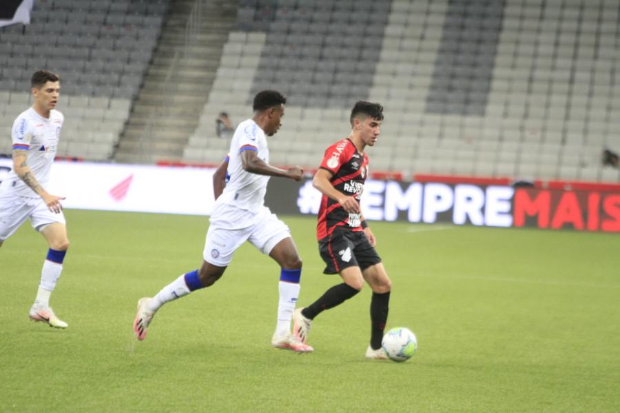Athletico x Bahia