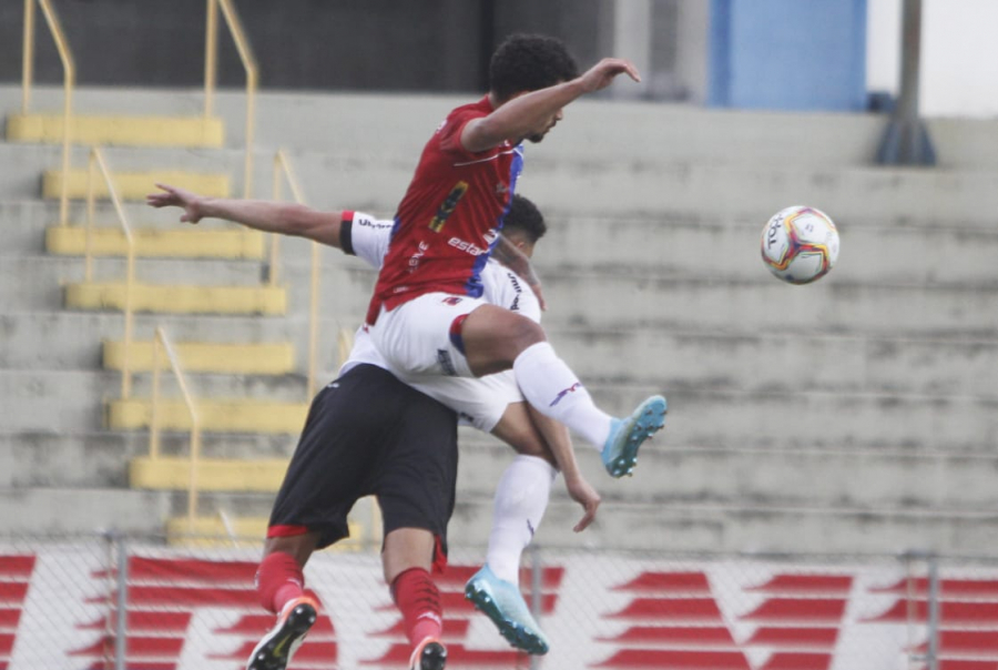 Paraná x Botafogo-SP