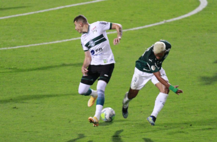 Coritiba x Palmeiras