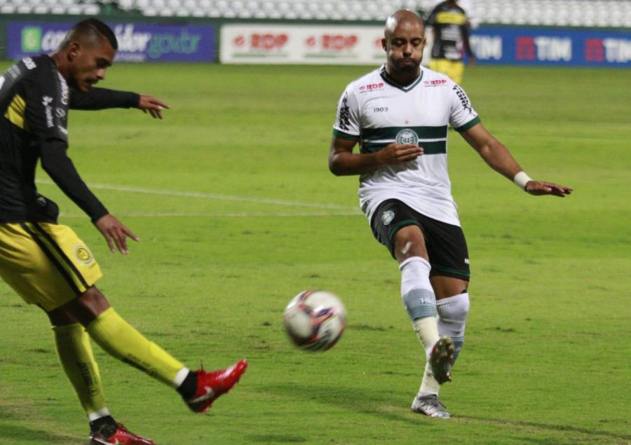 Coritiba x FC Cascavel