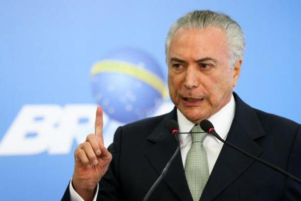 Michel Temer tem aprova\u00e7\u00e3o de apenas 5% dos brasileiros, diz pesquisa CNI\/Ibope