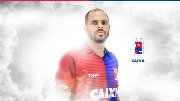 6ae427f29e Paraná Clube confirma Silvinho e chega a 24 reforços em 2018 - Bem ...