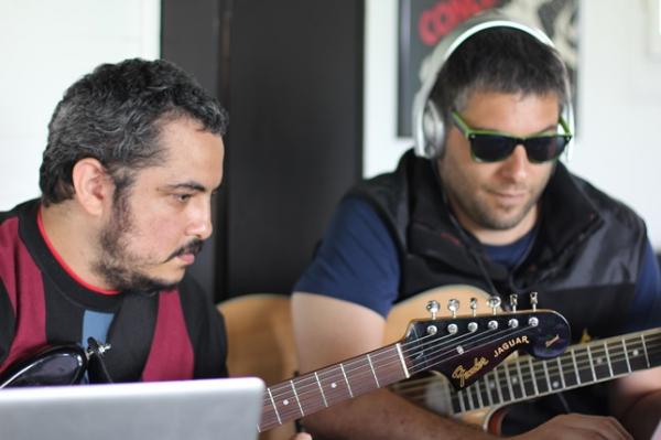 Adriano Esturilho e Eug\u00eanio Fim.