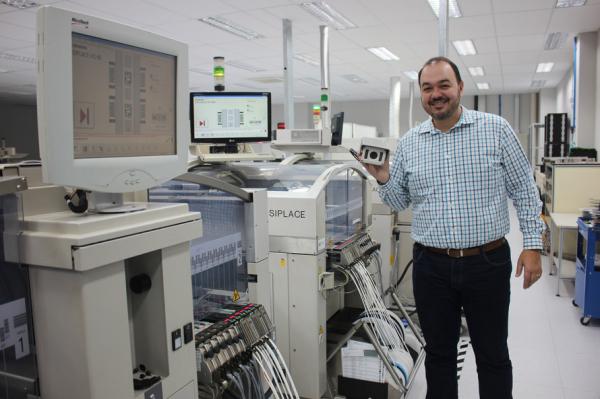 Sylvio Calixto, CEO da Pumatronix, empresa que fabrica c\u00e2meras para controle de tr\u00e1fego e que mant\u00e9m na sua cultura o processo de Pesquisa & Desenvolvimento (P&D)