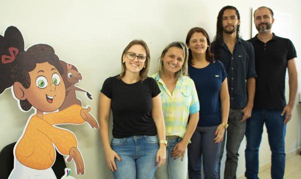Brasil ganha desenho animado que ensina língua de sinais
