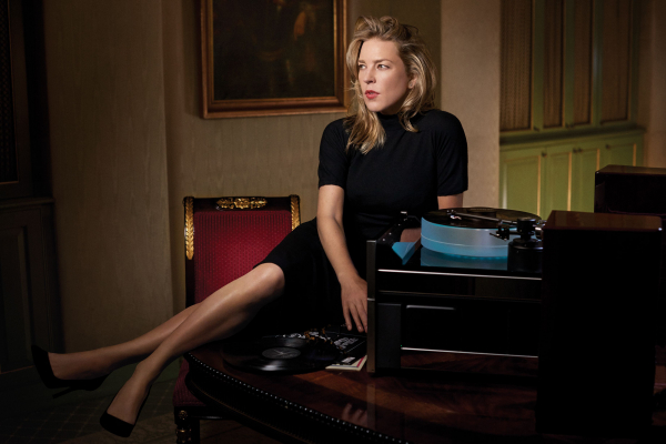 Diana Krall traz 'Turn Up The Quiet' a Curitiba