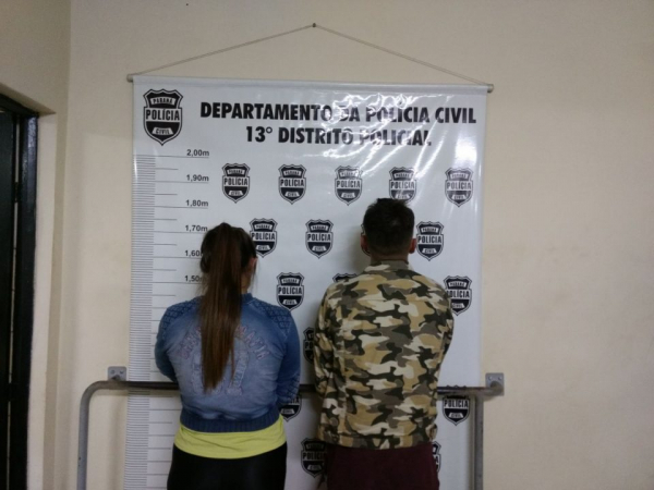 Casal foi detido no Umbar\u00e1, com 115 gramas de coca\u00edna e uma BMW Sport, al\u00e9m de mais de R$2,5 mil em dinheiro.