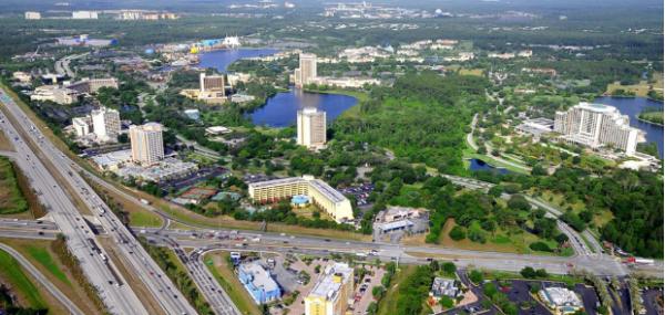 Orlando \u00e9 a 'preferida' dos brasileiros