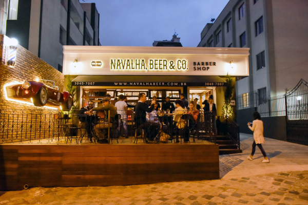 Barbearia Navalha, Beer & Co.