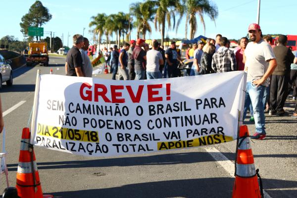 No segundo dia de greve geral, Estado contou 97 pontos de protesto