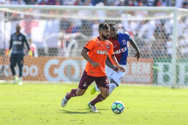 Guilherme enfrenta o Paran\u00e1 Clube