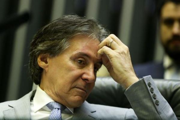 Eunicio Oliveira, presidente do Senado.