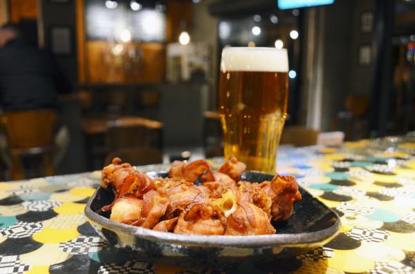 Franbeico, do pub Irland\u00eas Voador.