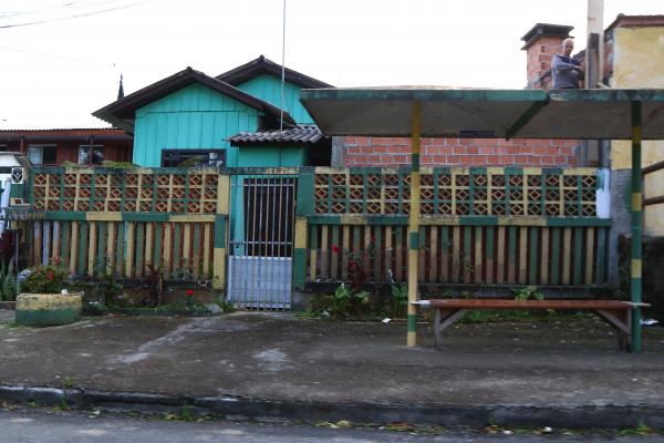Rua Benedito Correia de Freitas, no bairro Abranches,  n\u00e3o ser\u00e1 decorada de verde e amarelo pela primeira vez em 24 anos.