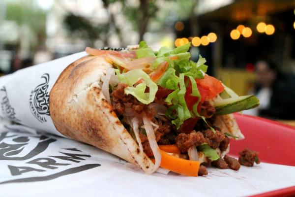 Shawarma\/P\u00e1tio Faivre