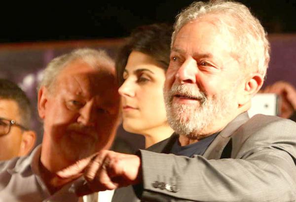 """Lula: provas insuficientes"""