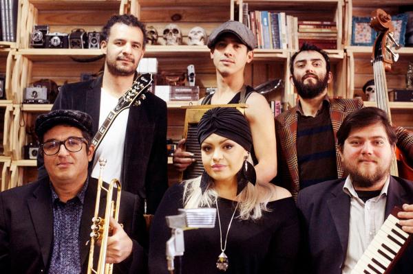 Gringo's Washboard Band.