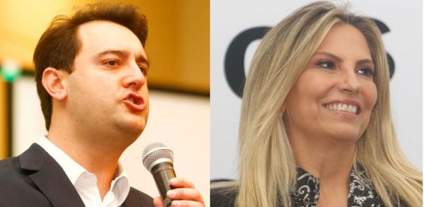 Pesquisa IRG/Bem Paraná: Ratinho Jr lidera com 45%; Cida vem em segundo, com 20,2%