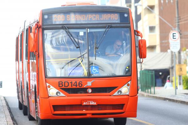 BRT de Curitiba \u00e9 destaque desde 1974