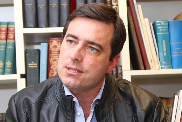 Dificuldade é me tornar conhecido', diz João Arruda - Bem Paraná