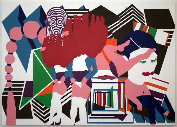 Obra de Gidi Gilam, que trabalha em Berlim