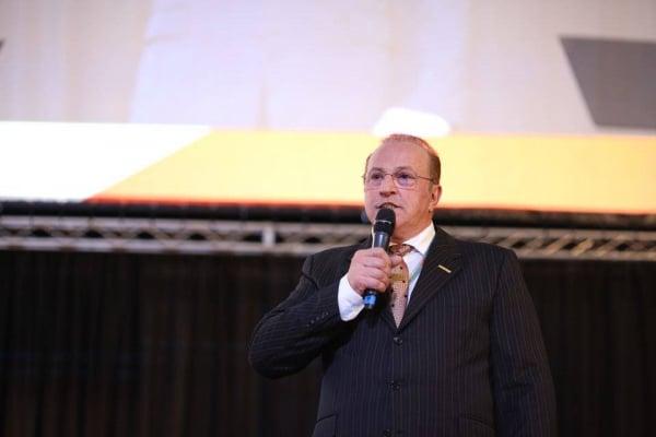 Pedro Zounir Zonta, diretor-presidente do grupo Condor